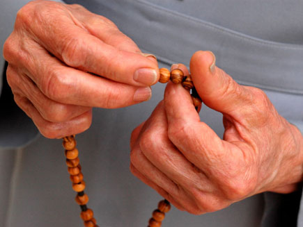 Image of Rosary Beeds
