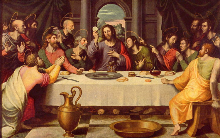 image of maundy-thursday-last-supper