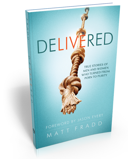 image of the Delivered book cover