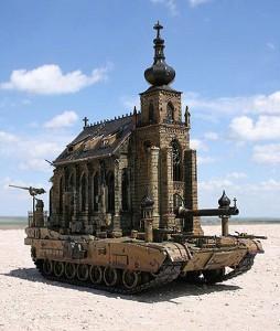 Church Tank