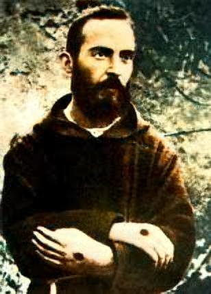 image of St. Padre Pio