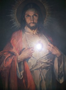 image of the sacred-heart-of-jesus