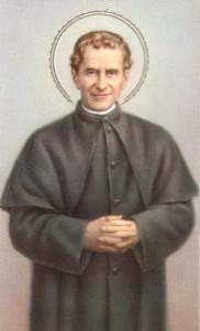 image of St. Don Bosco