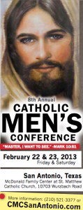 Image of Catholic Men's Conference for 2013