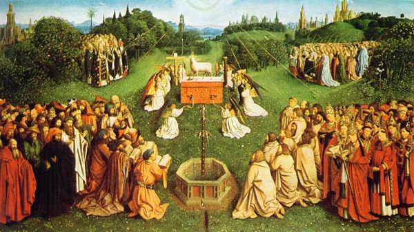 image of communion of the saints